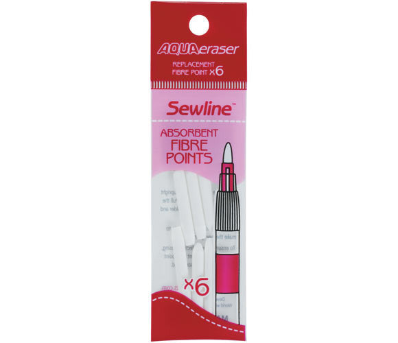 Sewline Aqua Nib Point Refills - Stitch 56