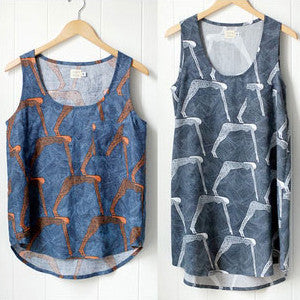 Tank Sewing Pattern | Wiksten - Stitch 56  - 1