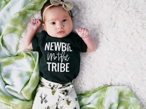 Newbie In The Tribe