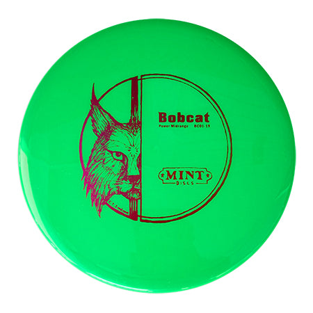 Bobcat - Apex Plastic (Half-Cat By CT Stedman)