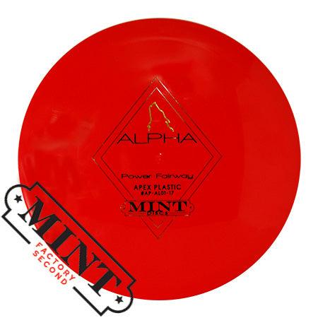 Alpha FACTORY SECOND - Apex Plastic (AP-AL01-17)