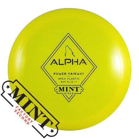 Alpha FACTORY SECOND - Apex Plastic  (AP-AL02-17)