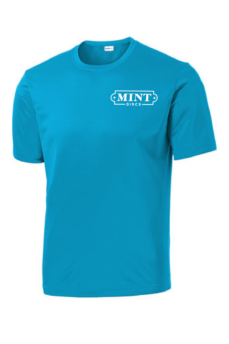 Mint Discs Dri-fit T-Shirt