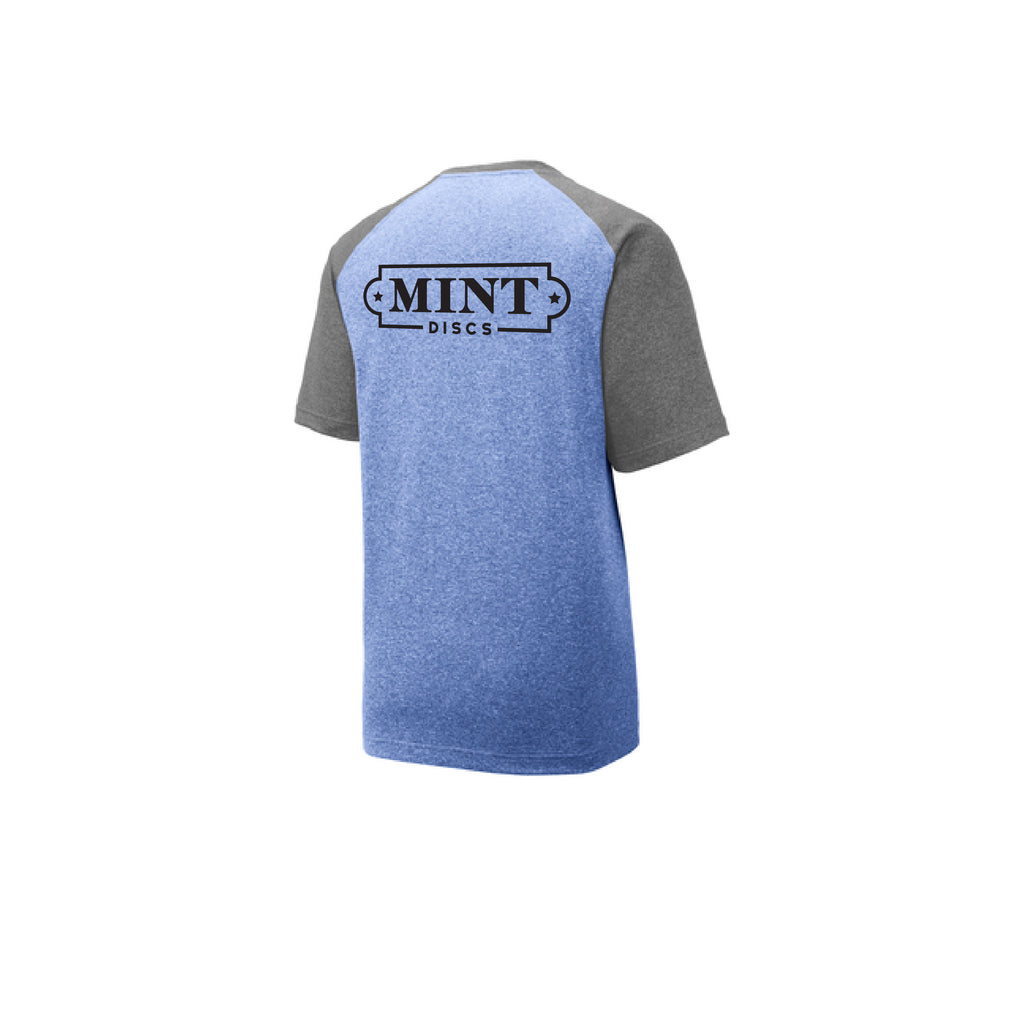 Mint Discs Logo Dri-Fit Two-Tone Jersey