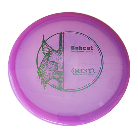 Bobcat - Eternal Plastic (Half-Cat By CT Stedman)