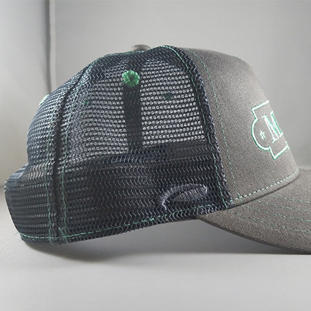 Trucker Hat - Low Profile (Charcoal)