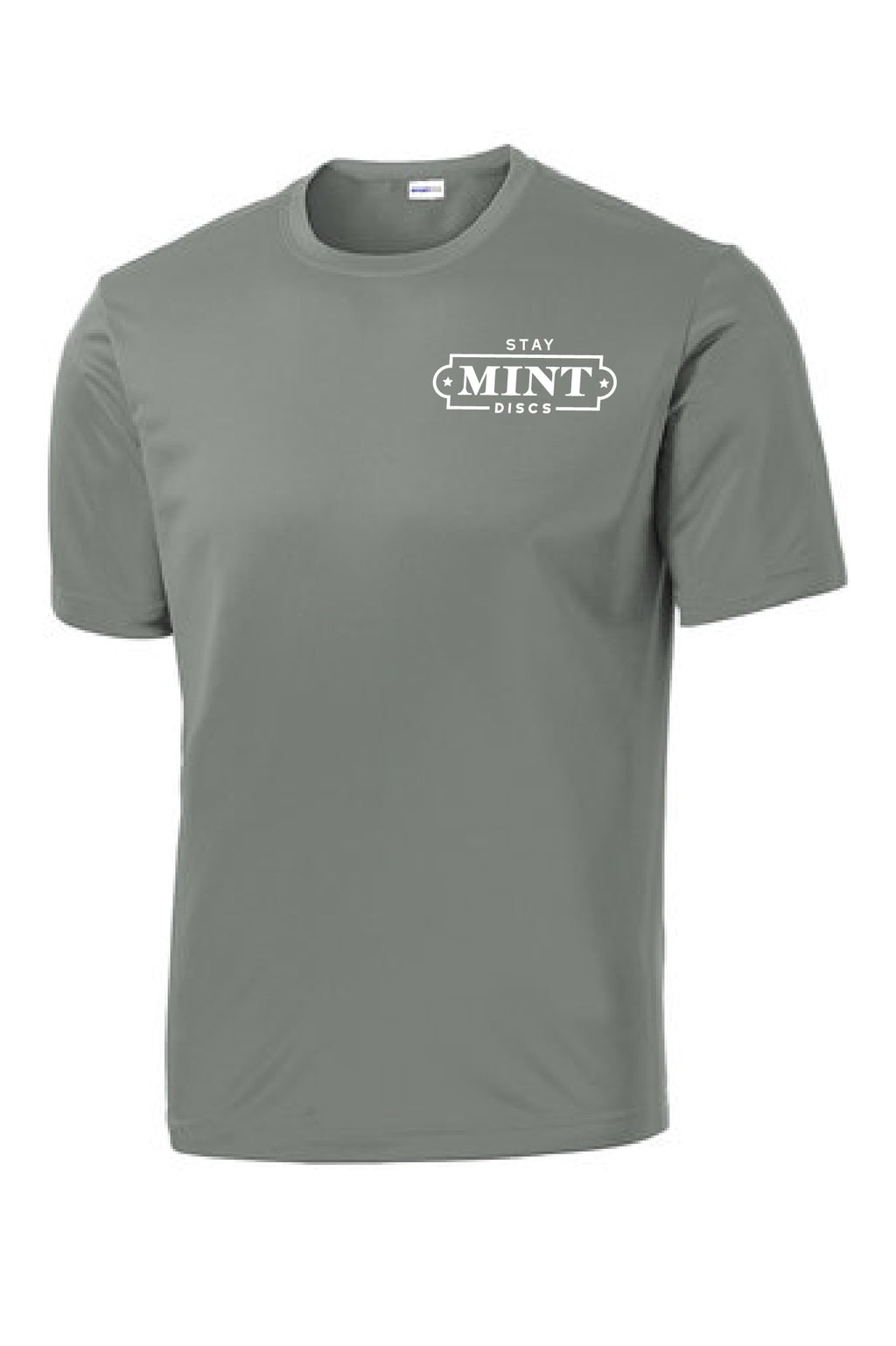 STAY Mint Discs Dri-fit T-Shirt
