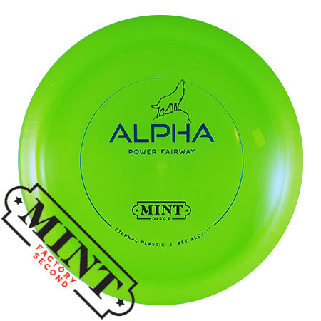 Alpha FACTORY SECOND - Eternal Plastic (ET-AL02-17)