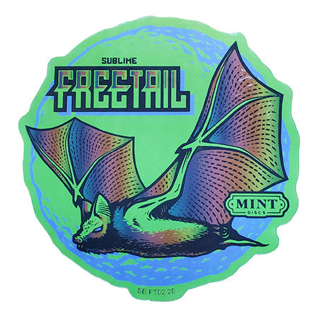 Freetail Sticker (Sublime Art)