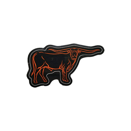 Longhorn Icon Sticker