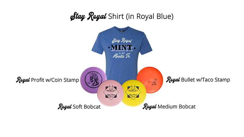 Stay Royal Box (PRE-ORDER)