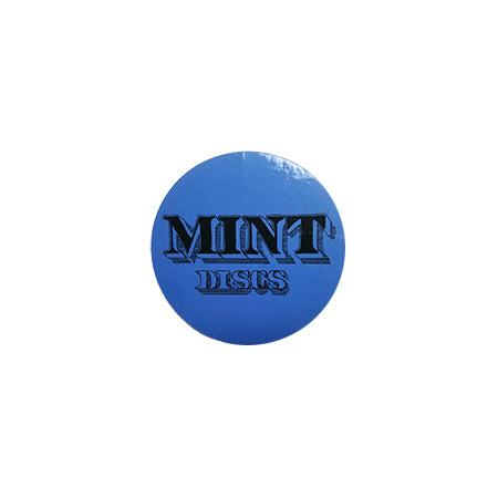 Mint Discs Alt Logo Sticker