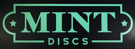 MINT Logo BUMPER Sticker
