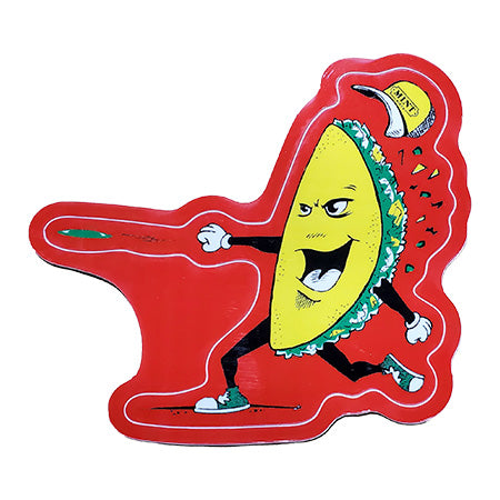 Taco Icon Sticker
