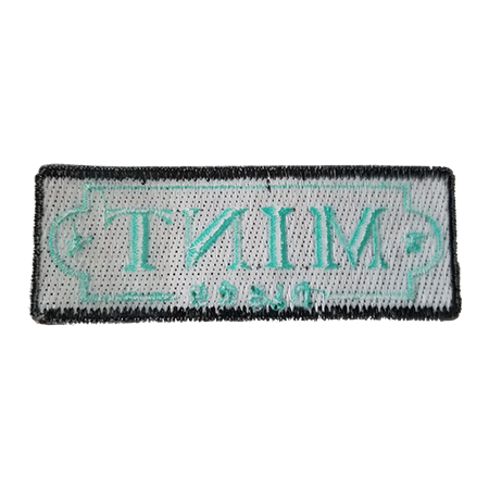 MINT Logo Patch