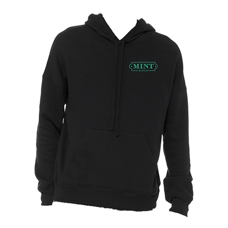 Hoodie(Pull-Over) w/ MINT Discs Logo