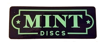 MINT Logo Sticker