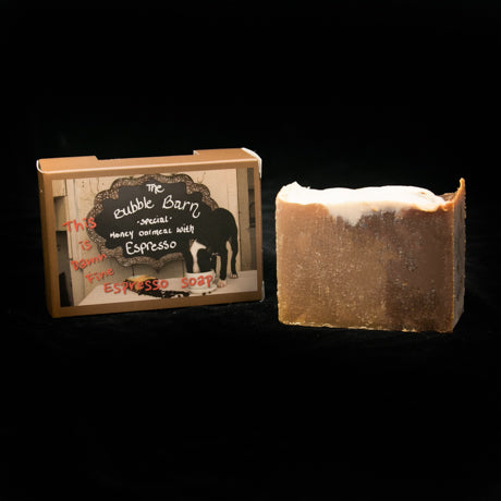 Espresso Soap - The Bubble Barn