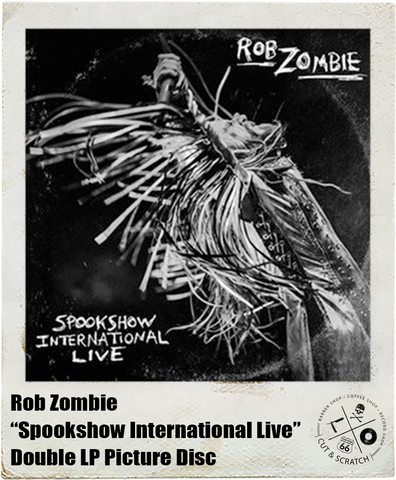 Rob Zombie: <br>Spookshow International Live<br>(Picture Disc)