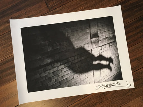 Limited Edition <br>Randy Blythe Route 66 Photo 2