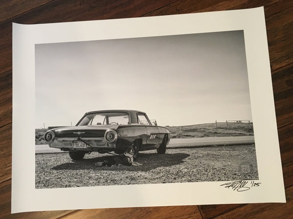 Limited Edition <br>Rob Fenn Route 66 Photo 1