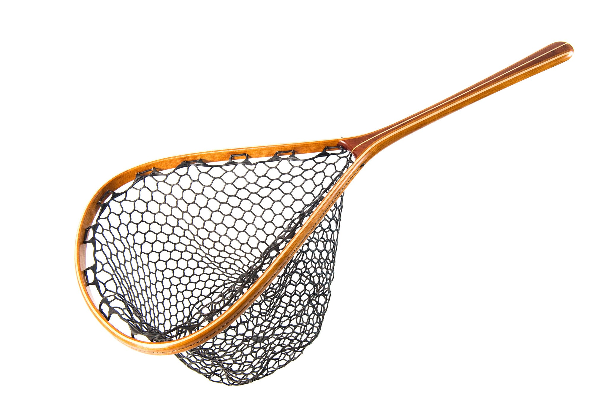 Crow river net. Tailwater Outdoors premium quality classic style fishing nets, handmade from high quality woods. Ideal for all fishing and outdoor enthusiasts.