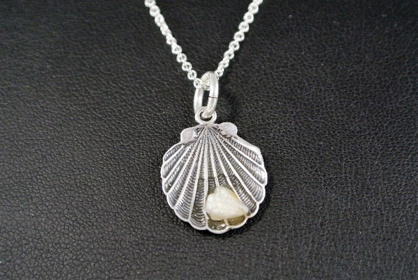 Singing River Fresh Water Pearl Necklace