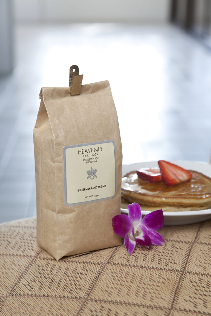 Halekulani Heavenly Fine Foods - Pancake Mix