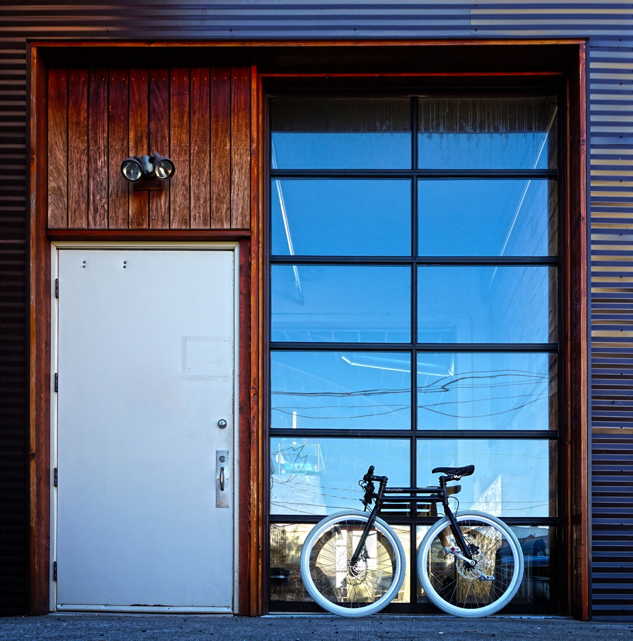 bicymple image window