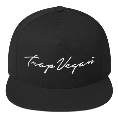 Original Women's Trap Vegan T-Shirt (Black and White)