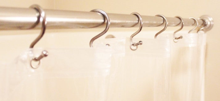 Understanding the Differences in Shower Curtain Liner Materials