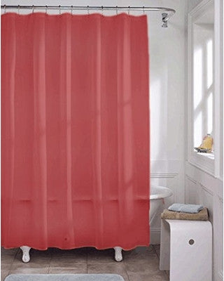 Why You Should Throw Out Your PVC Shower Curtain Liner