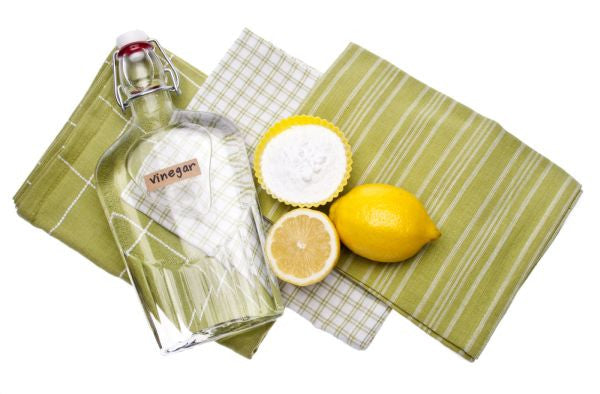 3 Simple All Natural DIY Cleaning Solutions