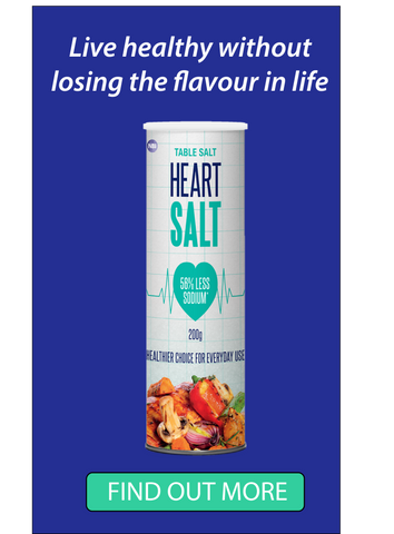 Live Healthy with Heart Salt
