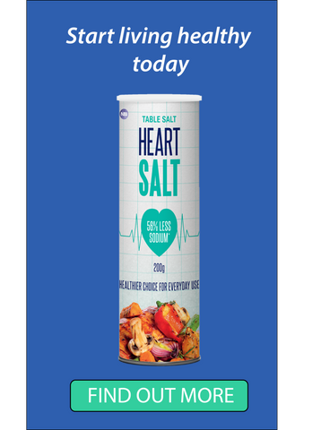 Living Healthy with Heart SALT