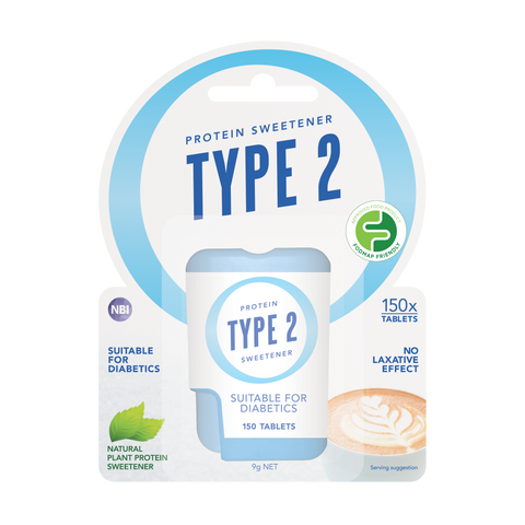 TYPE 2 Protein Sweetner 150 Tablets