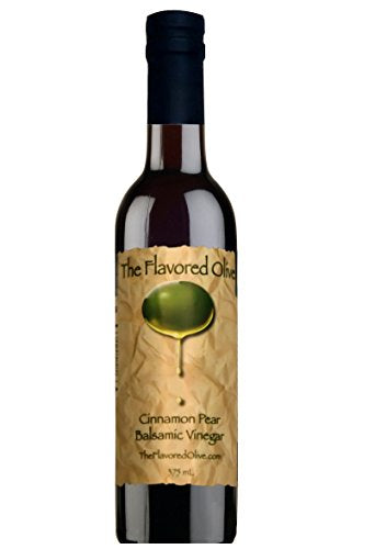 Cinnamon Pear Balsamic Aged Vinegar, Made In Italy - TheFlavoredOlive
