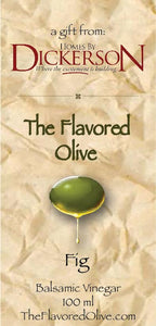 Custom Labeled Olive Oil and Balsamic Flavors - 375ml Label - TheFlavoredOlive
