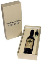 White Aged Balsamic Vinegar, Made In Italy, Single Gift Box - TheFlavoredOlive