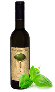 Basil Infused Olive Oil From The Flavored Olive - TheFlavoredOlive