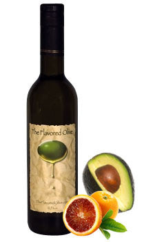 Blood Orange Infused Avocado Oil - TheFlavoredOlive