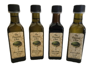 The Spring Sampler from The Flavored Olive