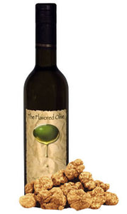 White Truffle Infused Olive Oil from The Flavored Olive - TheFlavoredOlive