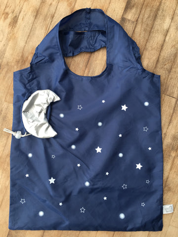 Moon Reusable Shopping Bag