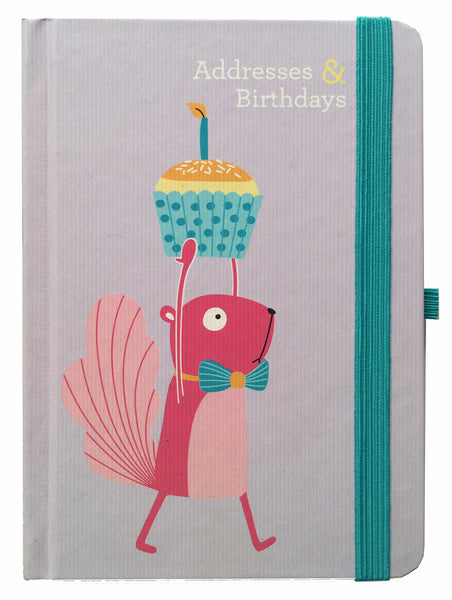 teNeues GreenAddress & Birthday Book - Kate Larsen
