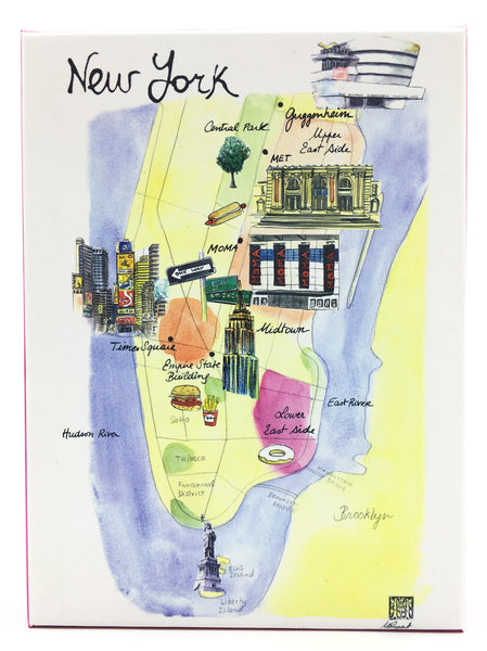 New York Notecards
