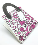 Girly Gift Card Holder - Seeded Card