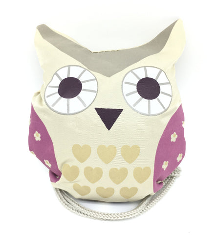Owl Reusable Shopping Bag