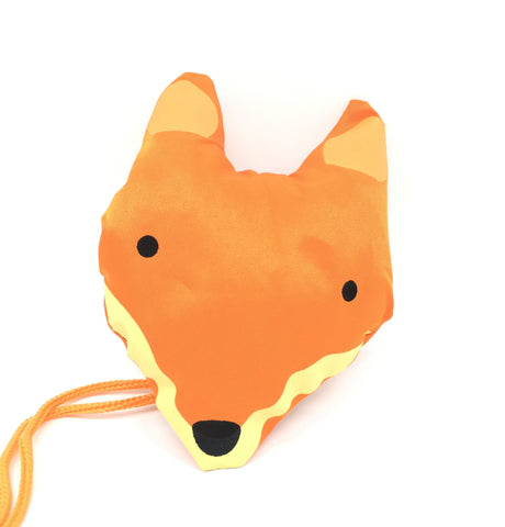 Fox Reusable Shopping Bag