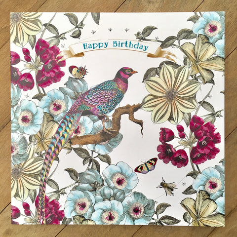 Happy Birthday (Botanica BT05GC)
